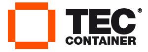 TEC CONTAINER logo