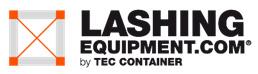 Lashing equipment